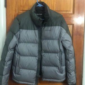 Marmot winter coat